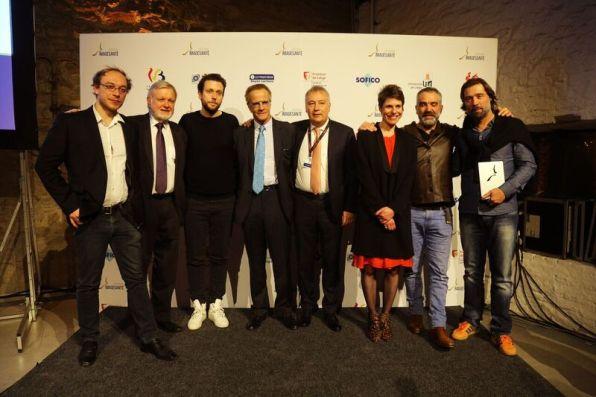 Grand prix 2016 Jury et Lauréats