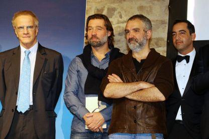 Grand Prix 2016 Lauréats et Christophe Lambert